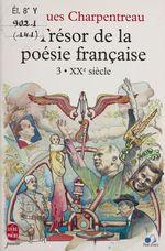 Vente EBooks : Trésor de la poésie française (3)  - Jacques Charpentreau - Charpentreau-J