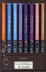 Couverture de Petite bibliothèque du chocolat