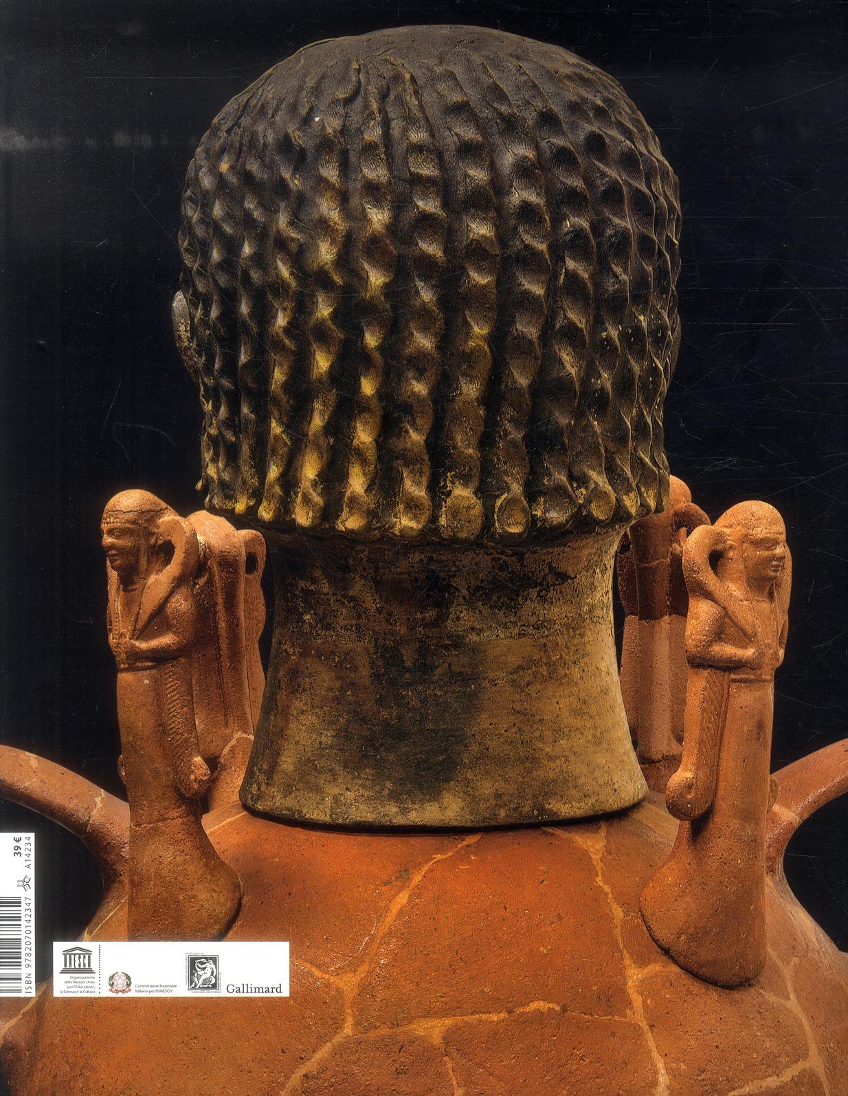 Etrusques ; un hymne à la vie