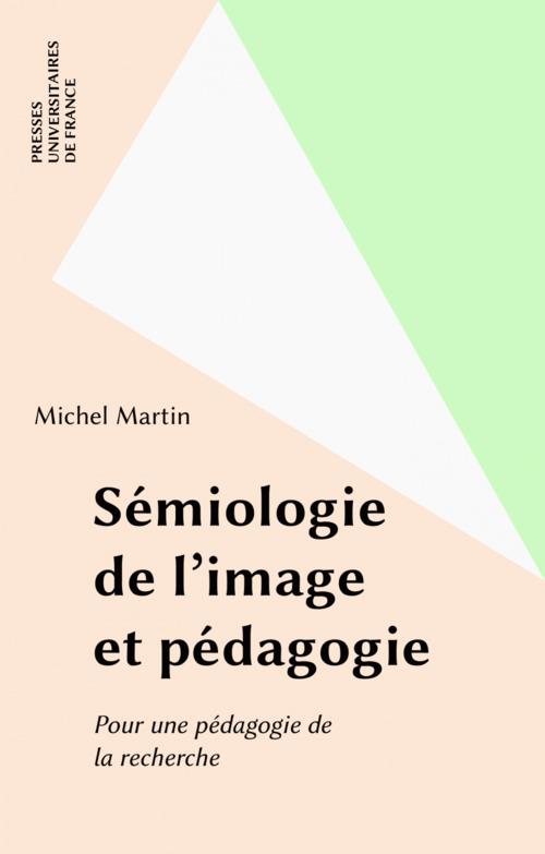Sémiologie de l'image et pédagogie