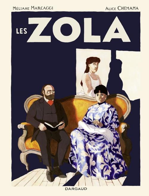 Les Zola - tome 0 - Les Zola
