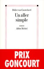 Vente Livre Numérique : Un aller simple  - Didier van Cauwelaert