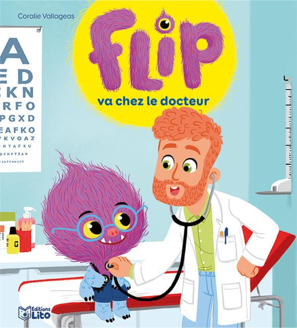 Flip va chez le docteur