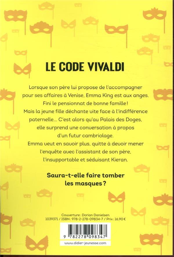 Le code Vivaldi t.1