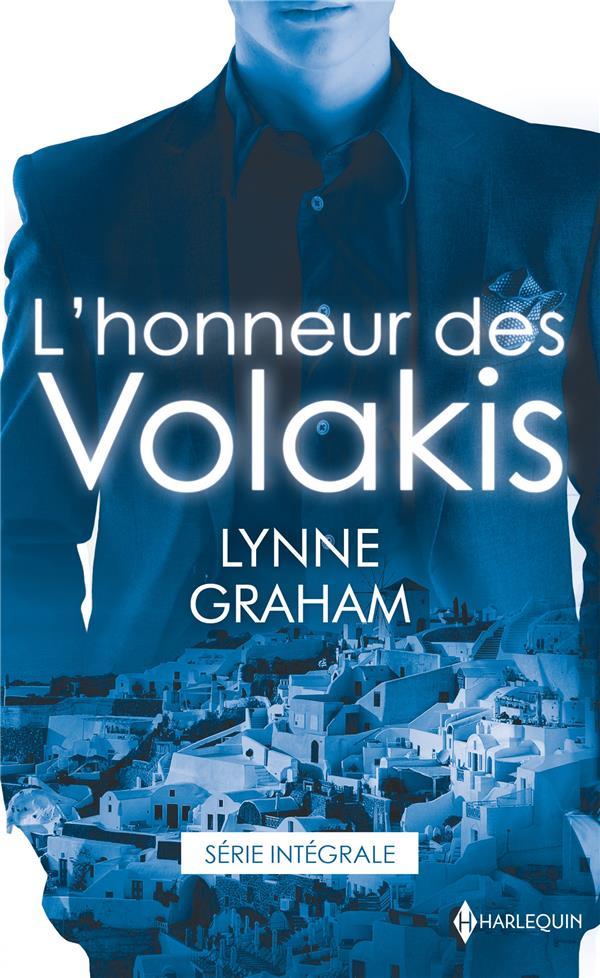 L'honneur des Volakis ; un mariage sous contrat, le défi d'un milliardaire