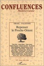 Vente EBooks : Repenser le Proche-Orient  - Jean-Paul Chagnollaud