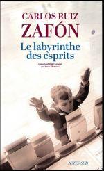 Couverture de Le Labyrinthe Des Esprits