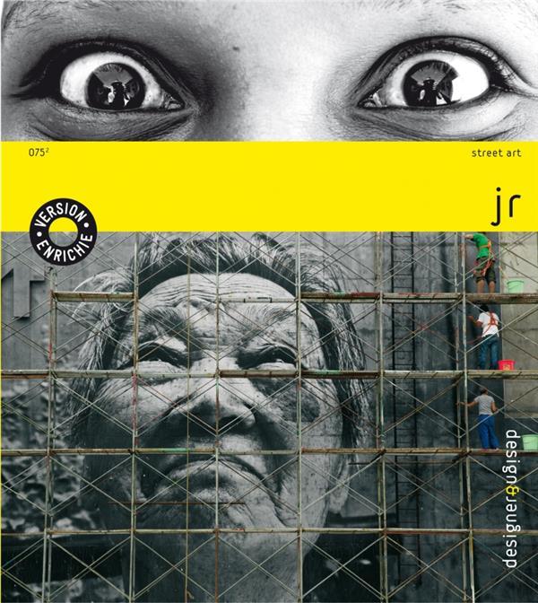 JR (version enrichie) ; 075-2  street art
