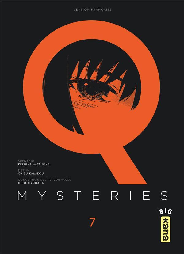 Q mysteries T.7