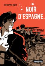 Vente Livre Numérique : Noir d'espagne  - Philippe Huet