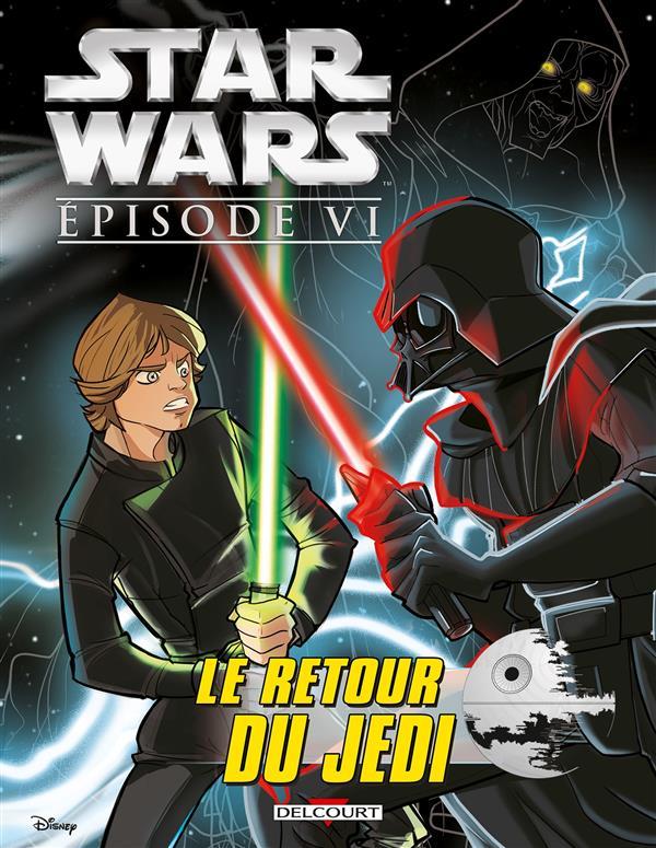 STAR WARS - EPISODE VI  -  LE RETOUR DU JEDI Walt Disney company