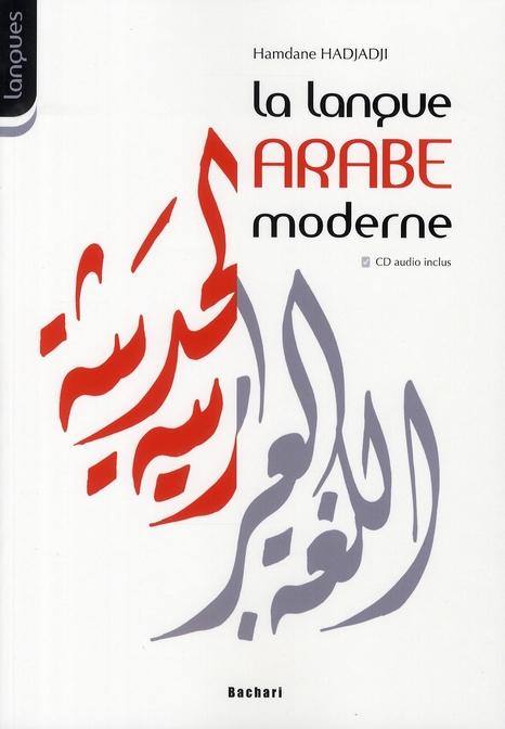 La Langue Arabe Moderne
