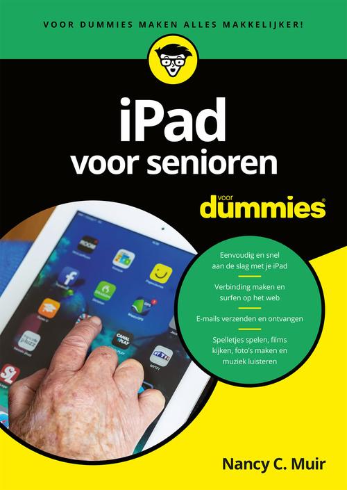 iPad voor senioren voor Dummies