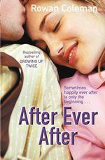 Vente EBooks : After Ever After  - Rowan Coleman