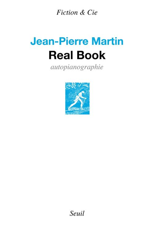 Real book ; autopianographie