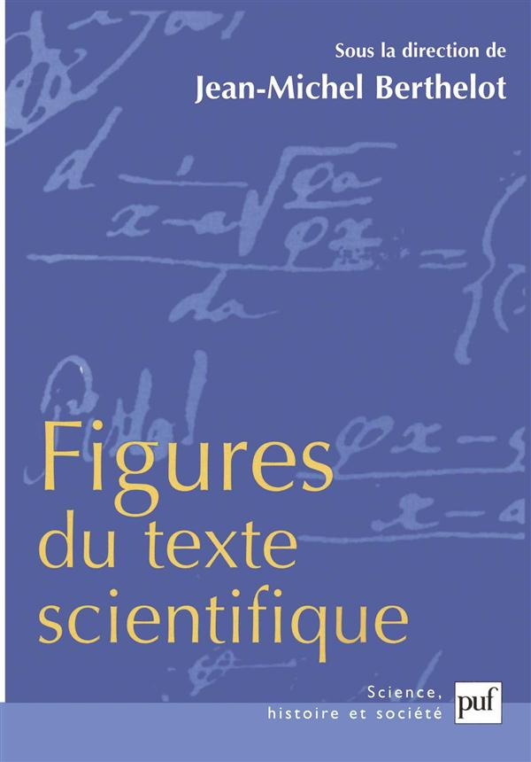 Figures du texte scientifique