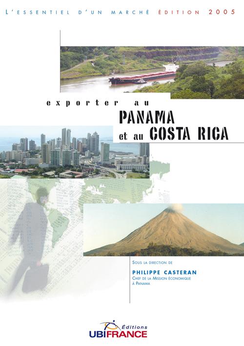 Panama, costé rica