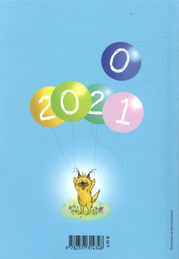 agenda scolaire (édition 2020/2021)