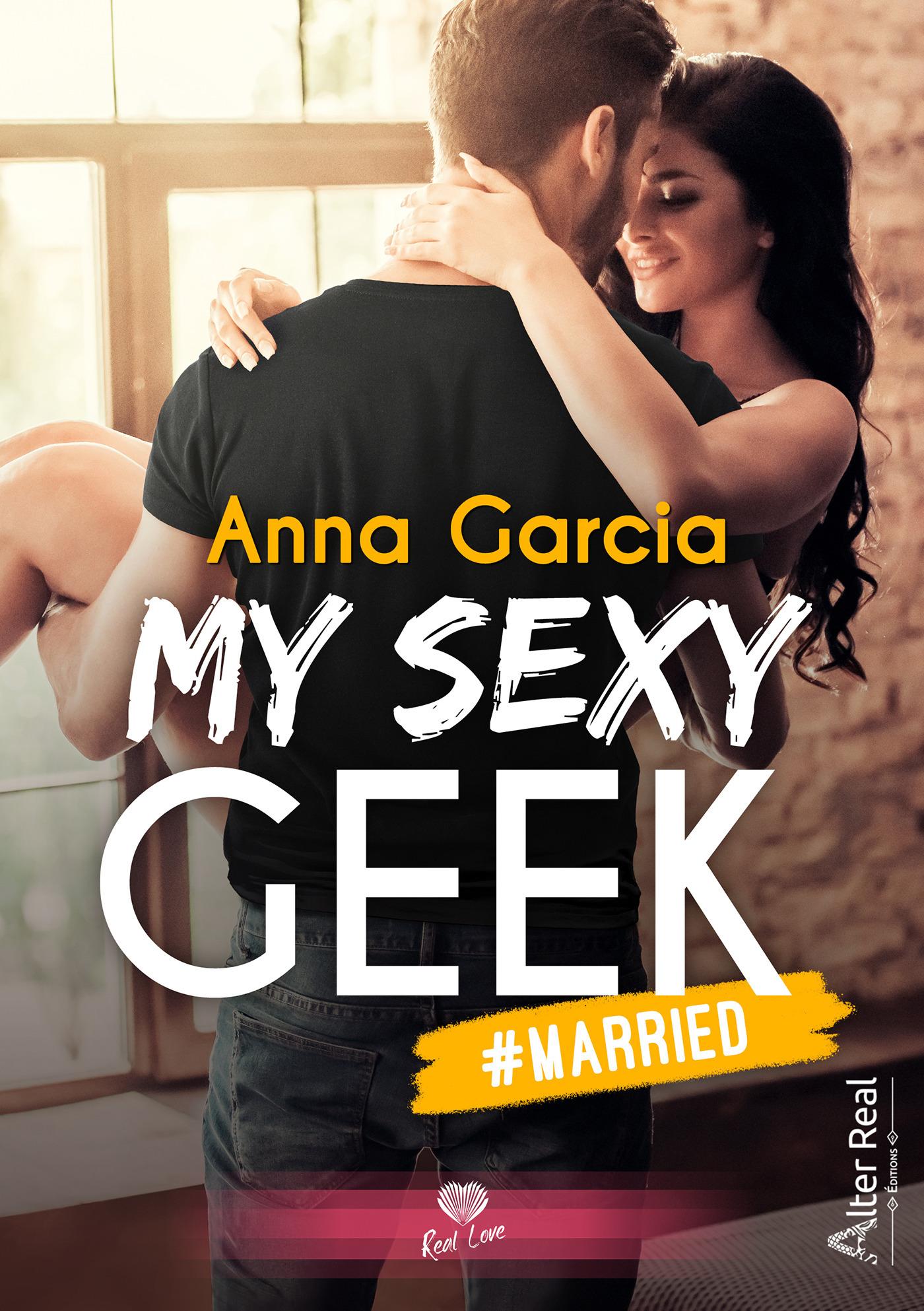 #Married  - Anna Garcia