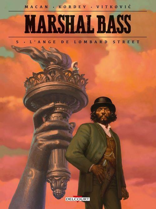 Marshal Bass T.5 ; l'ange de Lombard street