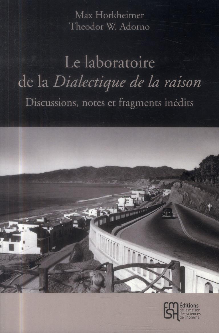 Le laboratoire de la dialectique de la raison