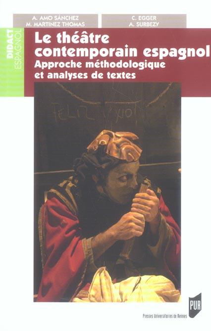 Theatre espagnol contemporain