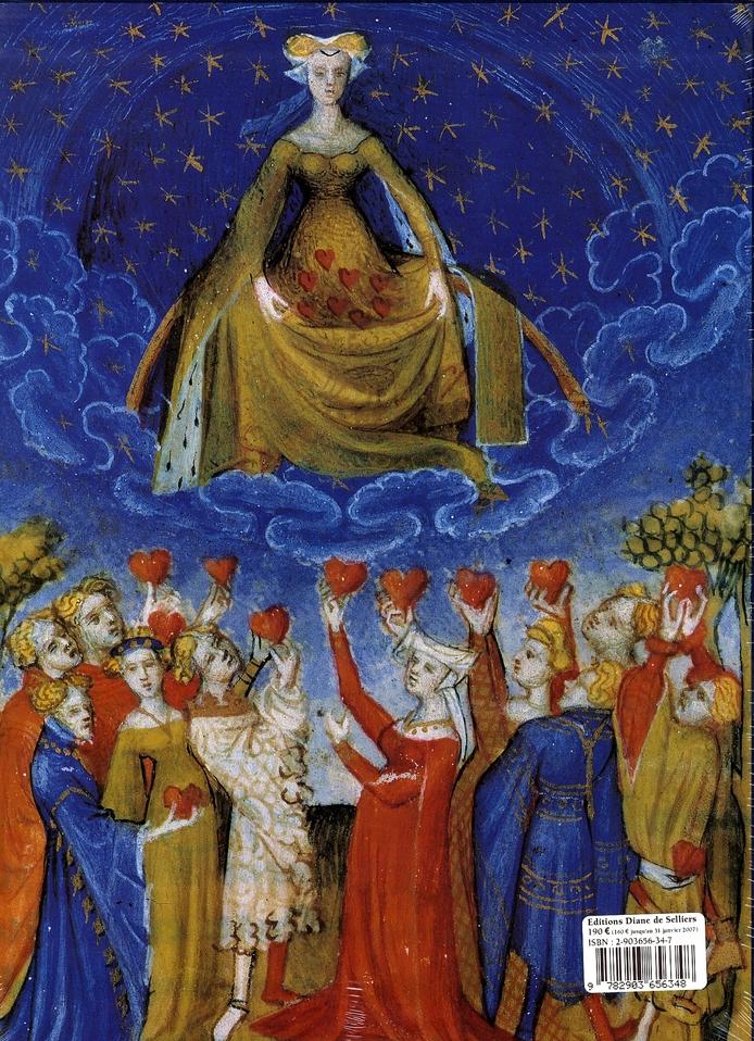 Le Moyen Age Flamboyant Poesie Et Peinture Collectif Diane De Selliers Beaux Livres Le Hall Du Livre Nancy