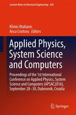 Applied Physics, System Science and Computers  - Anca Croitoru - Klimis Ntalianis