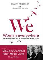 Vente EBooks : WE - Neuf principes pour une vie riche de sens  - Gillian Anderson - Jennifer Nadel