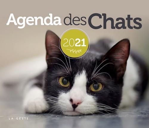 Agenda des chats (édition 2021)