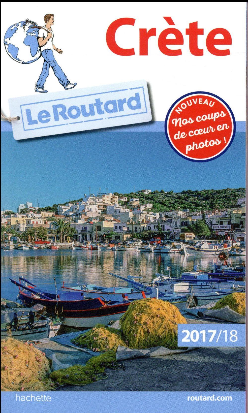 Guide du Routard ; Crète (édition 2017/2018)