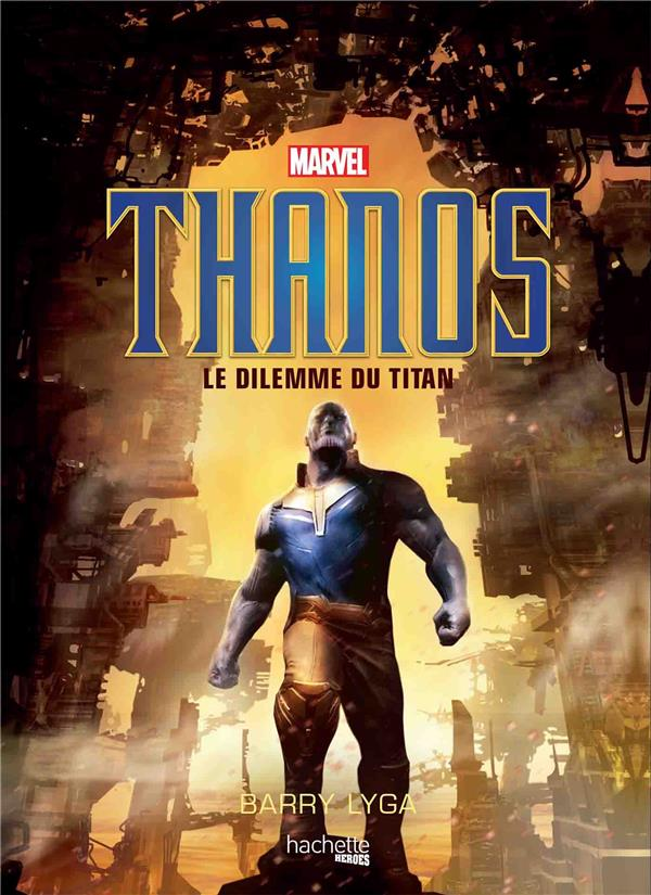 Thanos ; le dilemme du titan