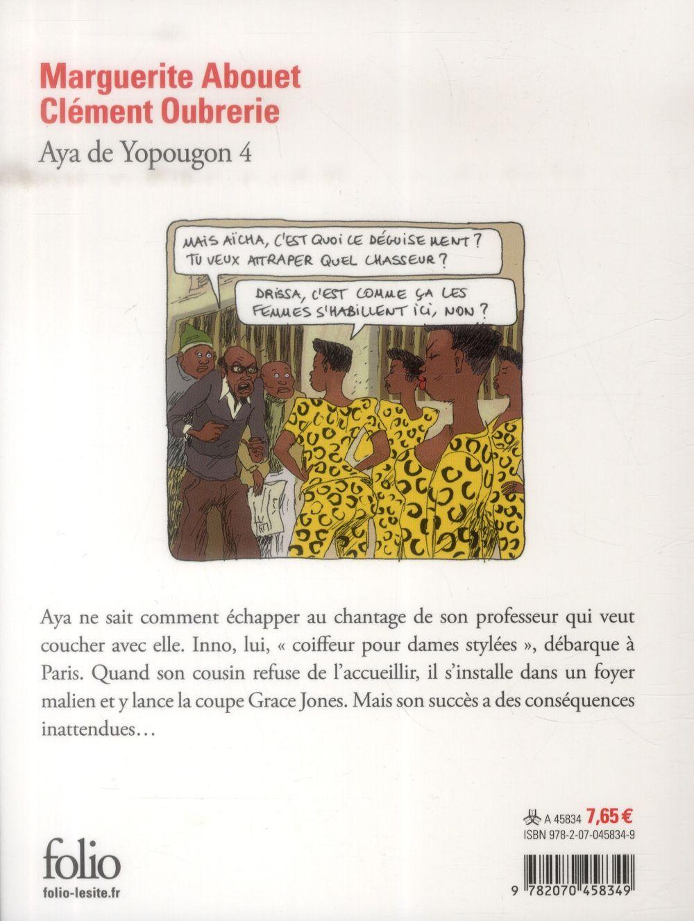 Aya de Yopougon T.4