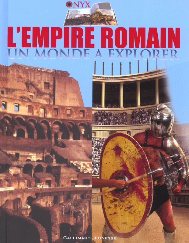 l'empire romain un monde a explorer