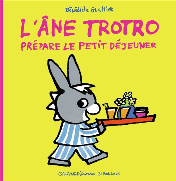 L'Ane Trotro Prepare Le Petit Dejeuner