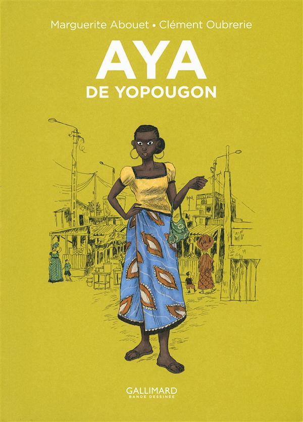 Aya de Yopougon T.1