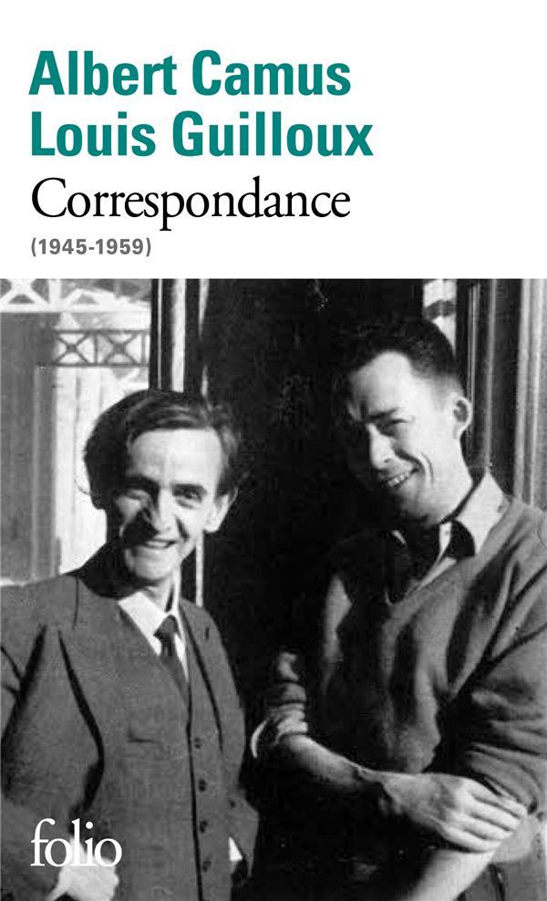 Correspondance - (1945-1959)