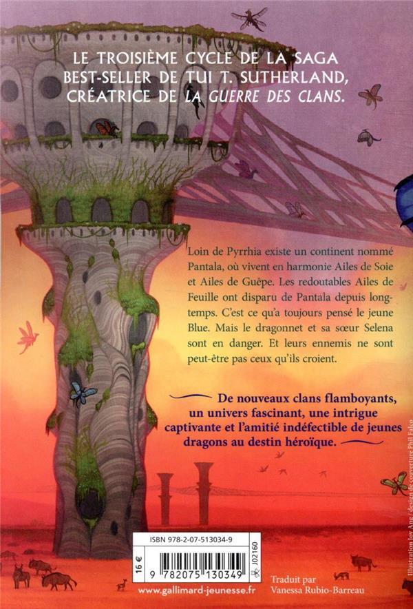 Les royaumes de feu T.11 ; le continent perdu