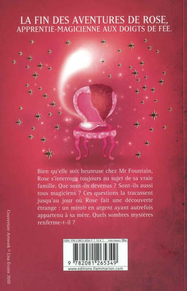 Rose t.4 ; Rose et le fantôme du miroir