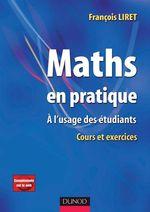 Vente Livre Numérique : Maths en pratique  - François Liret
