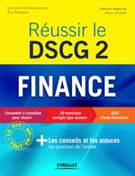 Vente EBooks : Réussir le DSCG 2 - Finance  - Catherine Deffains-Crapsky - Eric Rigamonti