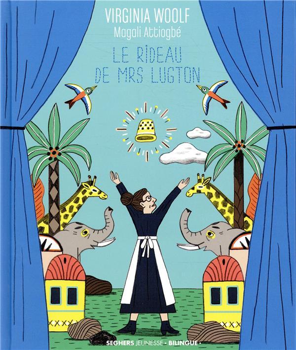 Le rideau de Mrs Lugton
