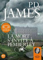 Vente AudioBook : La mort s'invite à Pemberley  - P. D. James