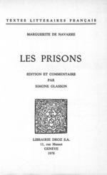 Les Prisons  - Marguerite de Navarre