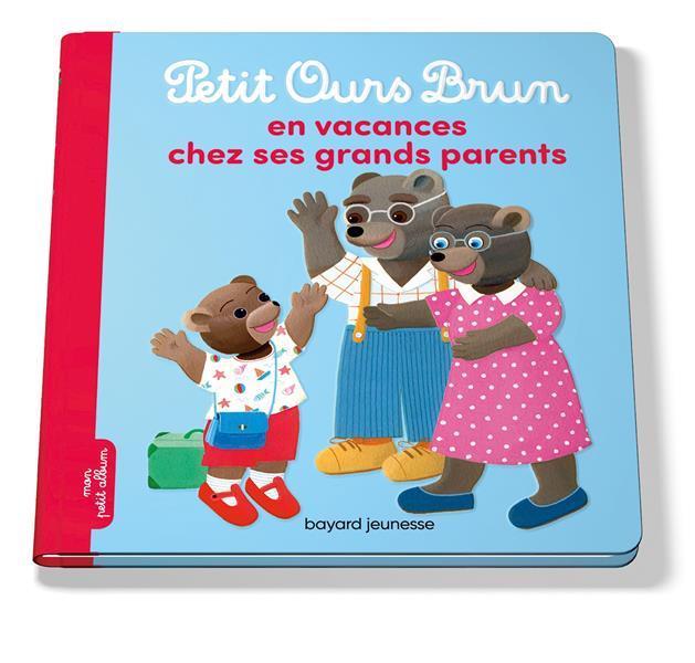 Petit Ours Brun en vacances chez ses grands-parents