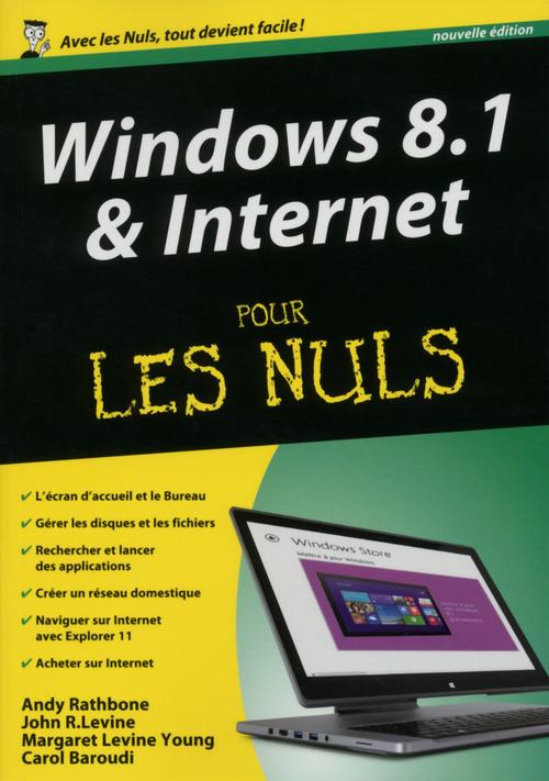 Windows 8.1 et internet pour les nuls (2e édition)