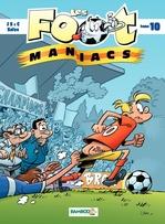 Vente Livre Numérique : Les Footmaniacs  - Olivier Sulpice - Christophe Cazenove