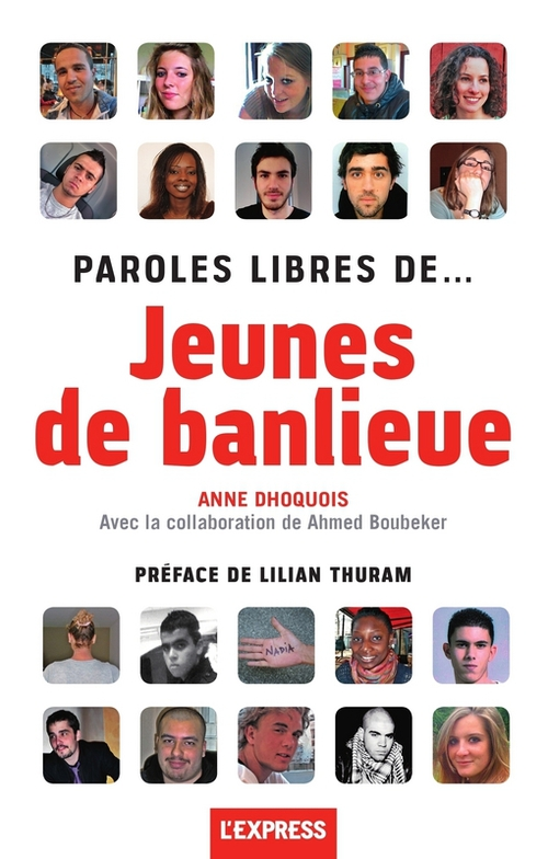 Paroles libres de... jeunes de banlieue