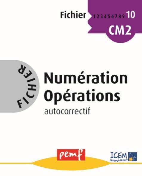 Fichier numération opérations ; cycle 3, niveau 6 ; maternelle grande section
