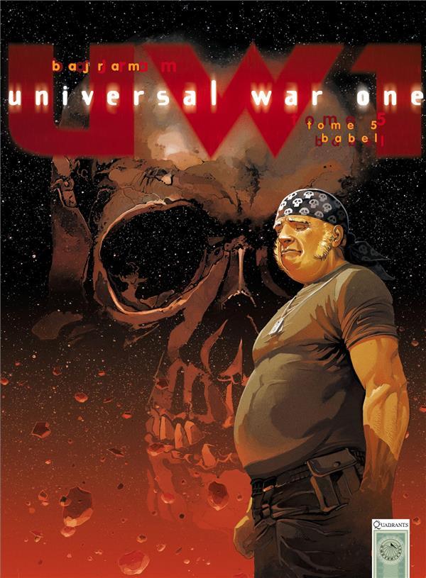 Universal war one t.5 ; babel